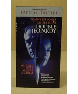 Paramount Pictures Double Jeopardy VHS Movie  * Plastic * - $4.21