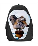 backpack bookbag scrat ice age - $41.00