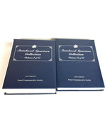 Postal Commemorative Society Statehood Quarters Collection Volume 1,2 36... - $72.70