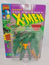 Toy Biz The Uncanny X-Men Sauron Savage Action Figure w/Savage Attack Wings MINT - $28.04