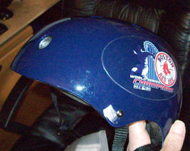 ONell Multi Sport Helmet Boston Red Sox World Series 2004 MLB Size Small 54-56cm image 3