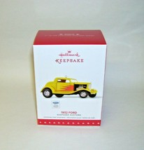 2015 Hallmark Ornament 1932 Ford - $21.03