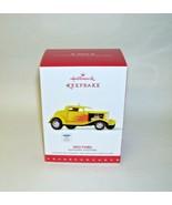 2015 Hallmark Ornament 1932 Ford - $21.03