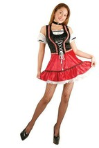 SEXY BEER GARDEN GIRL ADULT COSTUME SIZE X-SMALL - NEW! - $44.42