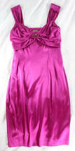 "~~ MESMERIZING ~~ UBER SEXY ROBERTO CAVALLI RUCHED ""CRYSTAL BROOCH"" DRES... - $240.87 CAD"