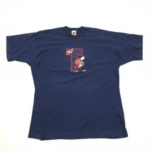 WB Looney Tunes TAZ Golf Shirt Adult Extra Large Sewn Single Stitch VINTAGE 1997 - $14.35