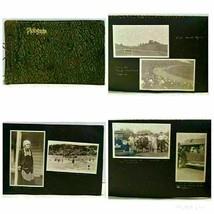 Vintage 1920's Photo Album Yosemite Redwoods Spadena House Cal Stanford ... - $300.00