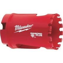 "Milwaukee 1-3/8"" Diamond Hole Saw - $61.74"