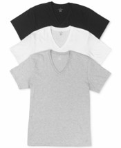 Calvin Klein Men's Cotton Stretch Classic Fit V-Neck Short Sleeve T-Shir... - $27.01
