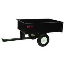 Steel Dump Cart 12 cu. ft. 1000 lb. Capacity Removable Tailgate Rust Res... - $5.499,79 MXN
