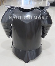NauticalMart Medieval Steel Shoulder Guard Armour Breastplate Halloween costume - $159.00