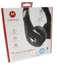 Motorola Pulse Escape+ Over-Ear iP54 Water Resistant Wireless Headphones... - $42.99