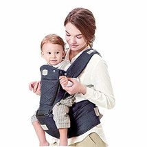 Maydolly Baby Carrier 360 All Carry Positions Baby Carrier with Hip Seat Wonderf