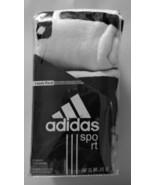 6 PAIR ADIDAS SOCKS FOR MEN SELF DESIGN ANKLE LENGTH SPORTS SOCKS MULTIC... - $14.95