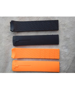 21MM T-Touch Expert . rubber Strap Watch Band for tissot T013420A .1pc B... - $34.87
