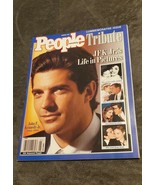 JFK JR'S LIFE IN PICTURES SUMMER 1999 COMMEMORATIVE ISSUE PEOPLES MAGAZINE - $25.99