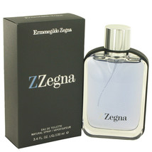 Z Zegna by Ermenegildo Zegna 3.3 oz / 3.4 oz Eau de Toilette Men SEALED - $41.75