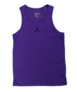 Nike Jordan 23 Alpha Buzzer Beater Tank Top Court Purple Large - $33.24