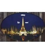 Eiffel Tower, Paris, oval poster - $38.00
