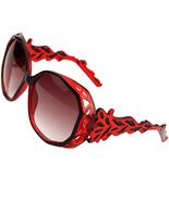 Oversized Sunglasses Women Spider Polygon Frame Luxury Unisex Designer C... - $59.99