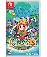 New! Ittle Dew 2 Action Nintendo Switch NSW Free Shipping - $44.54