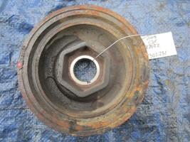 06-08 Acura CSX K20Z2 crankshaft pulley engine motor RRA harmonic balancer - $59.99