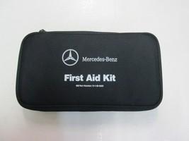 Mercedes Benz First Aid Kit Quick Guide Mp P/N Q4860025 Black Oem Dealership - $26.72