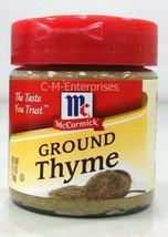 McCormick Thyme Ground 0.7 oz - $5.81