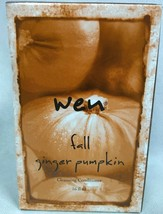 WEN by Chaz Dean Seasonal Fall Ginger Pumpkin Cleansing Conditioner 16 o... - $29.65