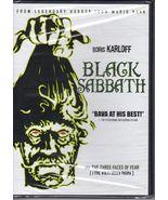 Black Sabbath Widescreen DVD (2007) - $12.99