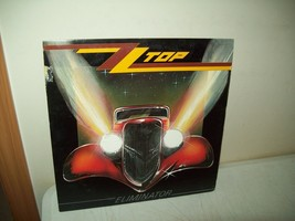 ZZ Top Eliminator Vinyl Record Album original 1983 WB EX+ - $9.90