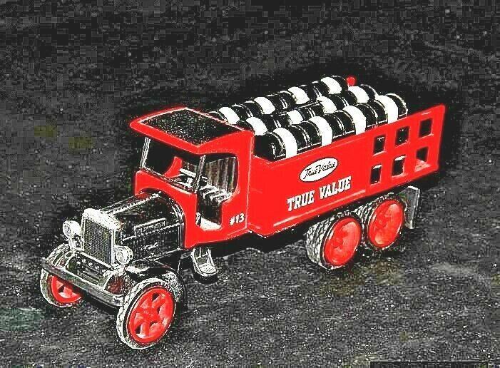 rue Value Kenworth 1925 Truck #13 Metal Coin Bank AA19-1385 Vintage ERTL