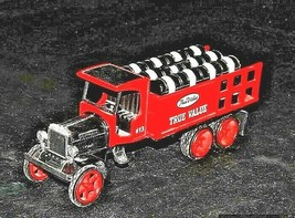 rue Value Kenworth 1925 Truck #13 Metal Coin Bank  AA19-1385 Vintage ERTL