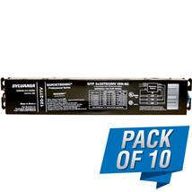 49945 Sylvania (Pack of 10) 3-Lamp Electronic Fluorescent Ballast - $89.95