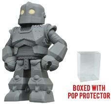 Diamond Select Toys Iron Giant Vinimates Vinyl Figure Pop Box Protector ... - $49.01