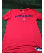 Team Issued Washington Wizards Nike Large Tall (LT) Shirt - $24.99
