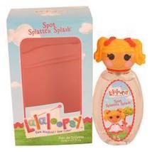 Lalaloopsy Eau De Toilette Spray (Spot Splatter Splash) By Marmol & Son - $13.75+