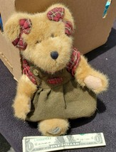 "Boyd's Retired 2001 Country Clutter Millie Marie Goodbear 10"" Teddy Bear OA2C01 - $14.50"