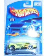 "2001 Hot Wheels Mattel Wheels ""Malestrom"" #233 Mint Car On Sealed Card - £2.54 GBP"