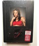 Jillian Michaels - The Ultimate Workout 3 Pack Cardio Kickbox / Jillian ... - $46.74