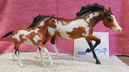 Horse - Breyer   2003 Special Run - JC Penney - Great Spirit Stallion and Foal - $125.00