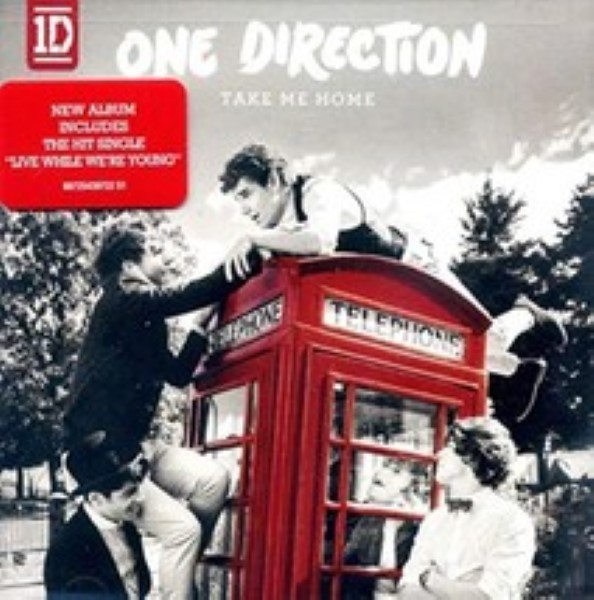Take Me Home by One Direction Cd