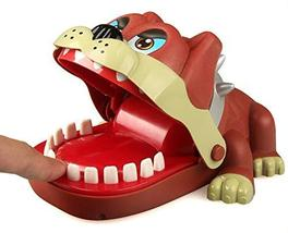 BaByPinkyS Big Bulldog Teeth Dentist Parent-Child Game Family Interest I... - $13.85