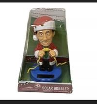 National Lampoons Christmas Vacation Solar Bobbler Bobblehead Clark Gris... - $18.91