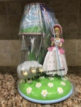 Toy Story 4 Bo Peep & Sheep Table Lamp Desk Light Collectible Figure Dol... - $84.14