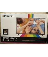 "Polaroid 32"" Inch HD 720p LED HDTV TV HDMI 32GSR3000SA Energy Star Telev... - $148.49"