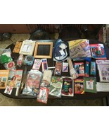 Weaving Punch Embroidery Loom & Such Estate Craft Lot #52 - $20.00