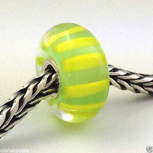 Authentic Trollbeads Ooak Murano Glass Unique Bead Charm #6 New - $34.90
