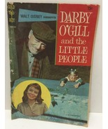 1959 ORIGINAL DARBY O'GILL & THE LITTLE PEOPLE Comic Book - Walt Disney ... - $9.89