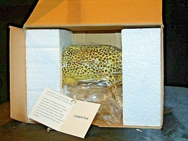 """CowParade """"Leopard Cow"""" Item # 9169 Westland Giftware AA-191816 Collectible"""